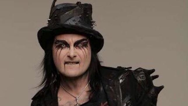 """CRADLE OF FILTH / DEVILMENT Frontman DANI FILTH - """"If I Did Regret Anything, It Would Be Anything Involving Red Bull And Vodka"""""""