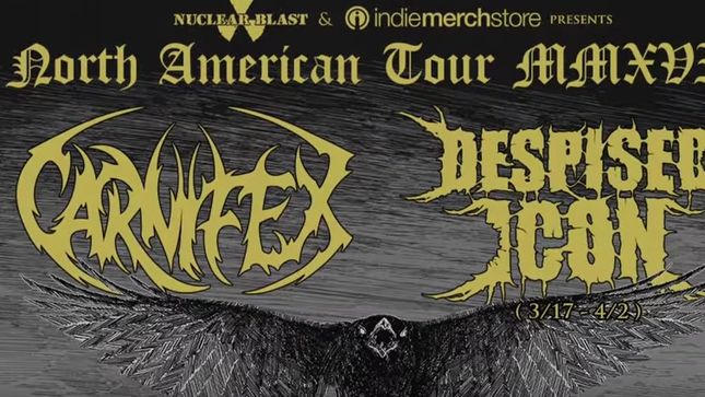 Despised Icon Us Tour