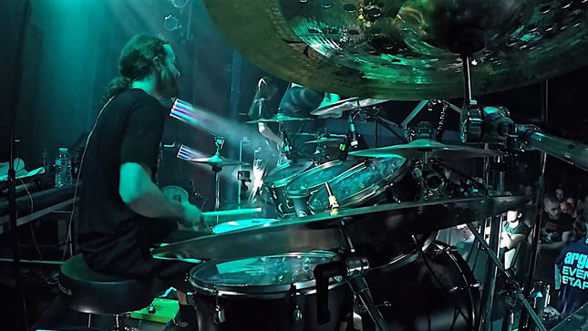 "TESSERACT - ""Of Mind: Nocturne"" Drum Video Posted"