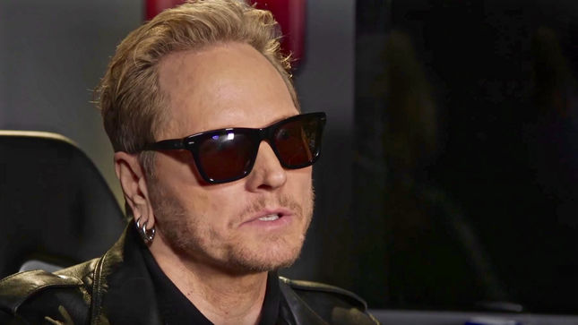"MATT SORUM Drums His Way Into Digital Age Of Music - ""It's A New Paradigm"""