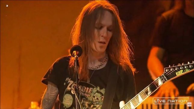 CHILDREN OF BODOM - Pro-Shot Footage Of Entire New York City Show Posted