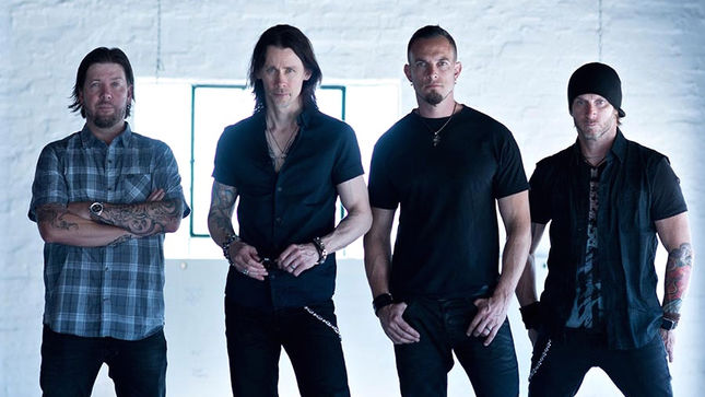 ALTER BRIDGE Will Enter The Recording Studio In April
