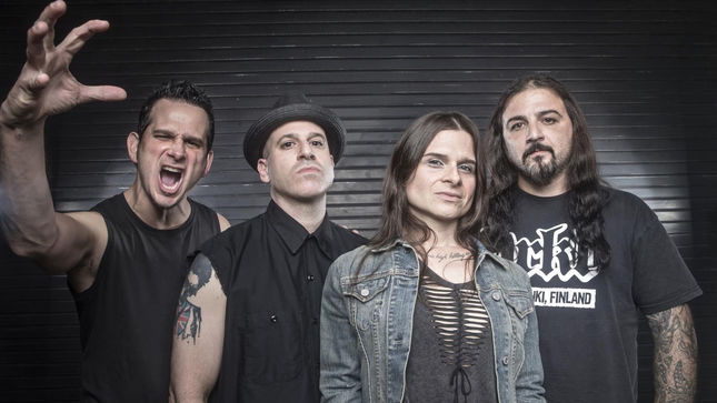 LIFE OF AGONY Set Release Date For New Album, A Place Where There's No Pain