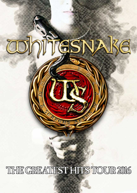 whitesnake announce 2016 greatest hits tour dates for north america europe. Black Bedroom Furniture Sets. Home Design Ideas