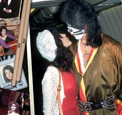 Original KISS Drummer PETER CRISS' Ex-Wife LYDIA CRISS Guests On Three Sides Of The Coin Podcast; Audio