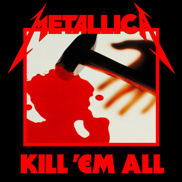 Metallica Remastered Version Of The Four Horsemen From