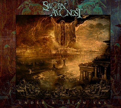 Warriors Into The Wild Audiobook Online: SWORN AMONGST To Release Sweden Music Group Full-Length