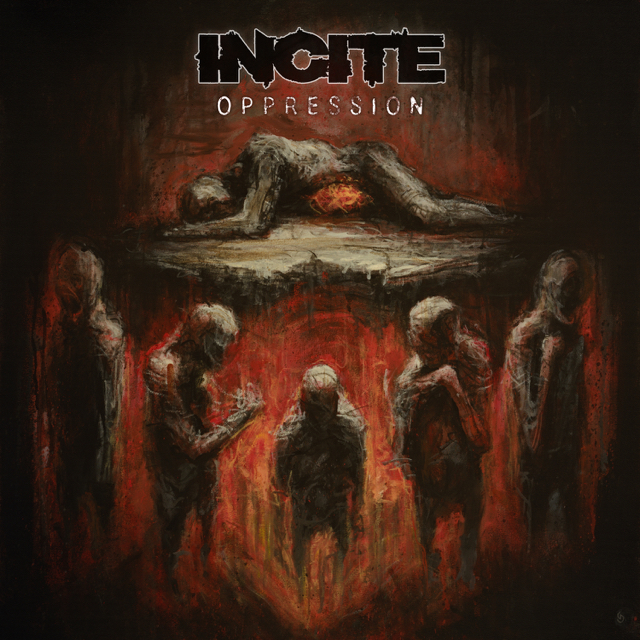 Incite Streaming New Song Stagnant Uk Tour Starts