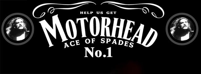 "MOTÖRHEAD - ""Ace Of Spades"" Heading To UK Top 10 Following"