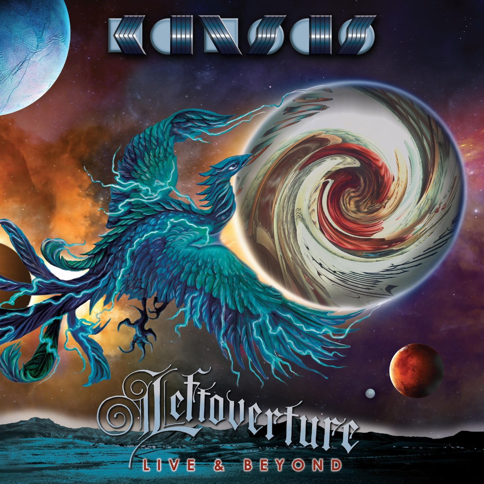 Kansas Live Album Leftoverture Live Amp Beyond Due In