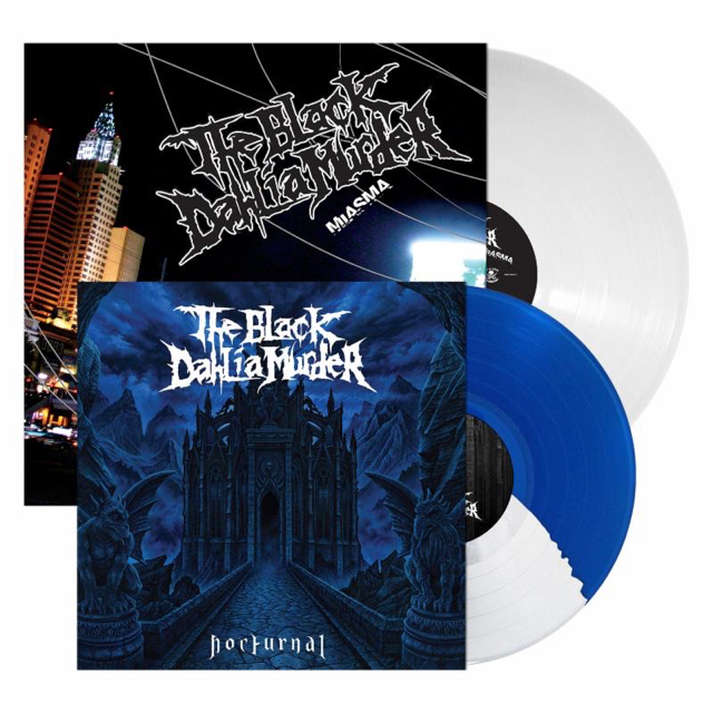 The Black Dahlia Murder To Reissue Miasma And Nocturnal Albums On