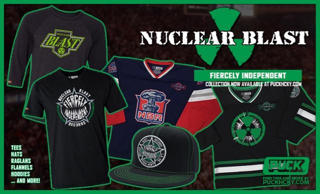 nuclear blast music