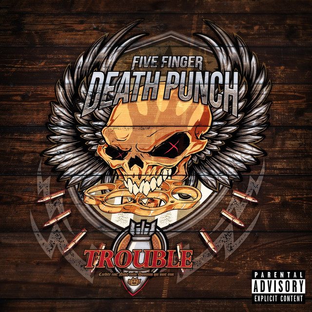"FIVE FINGER DEATH PUNCH Release New Single ""Trouble"