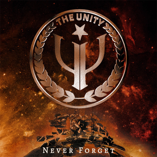 "THE UNITY Featuring GAMMA RAY Members Release ""Never Forget"" Digital"