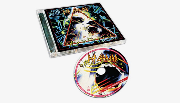 Def Leppard To Release Multiple Format 30th Anniversary