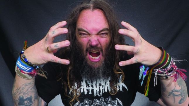 "MAX CAVALERA – ""Max Would Tell A Young Igor And Max To Get Ownership Of The Name SEPULTURA"""