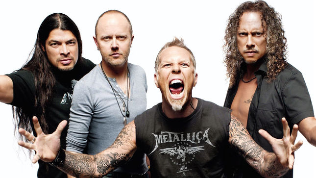 METALLICA's Hardwired…To Self-Destruct Takes Top Honors In WJCU's Metal On Metal Listener Poll
