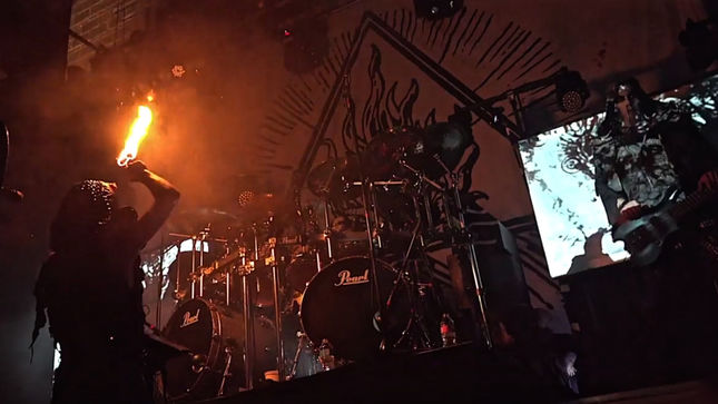 """BEHEMOTH Performs """"Blow Your Trumpets Gabriel""""; Live Video Streaming"""