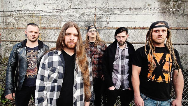 "THE DRIP Premieres ""Blackest Evocation"" Music Video; ""Dead Inside"" Song Streaming"
