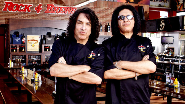 KISS' PAUL STANLEY And GENE SIMMONS Join Forces With Kaw Indian Tribe For Oklahoma Casino And Resort Complex