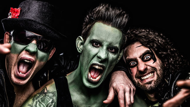 AMERICAN GRIM Signs With eOne Music; Freakshow Album Due In February; Music Video For Title Track Streaming