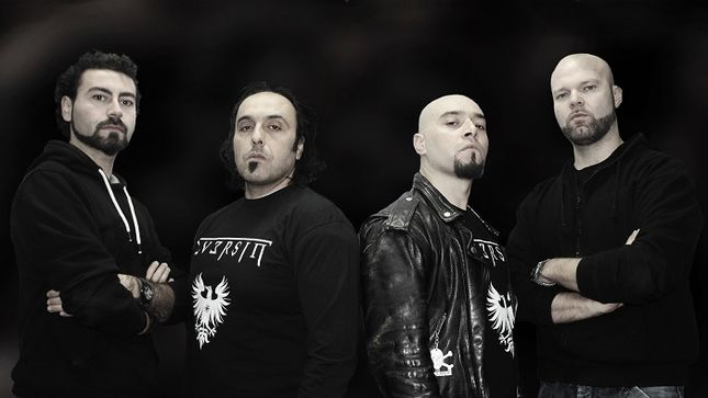 Italy's EVERSIN Finish Writing New Album