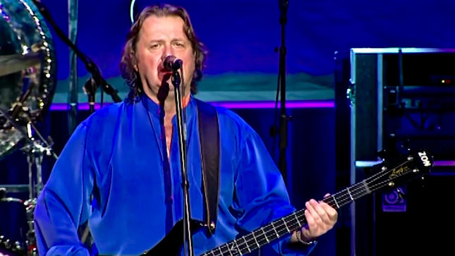 "ASIA Vocalist / Guitarist JOHN WETTON Withdraws From Cruise To The Edge Appearance, First Leg Of JOURNEY Tour - ""I Will Soon Be Starting A New Medical Chemotherapy Procedure"""