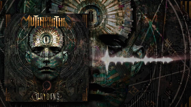 "MUTINY WITHIN Streaming New Song ""Silent Weapons"" Featuring SCAR SYMMETRY Guitarist PER NILSSON"