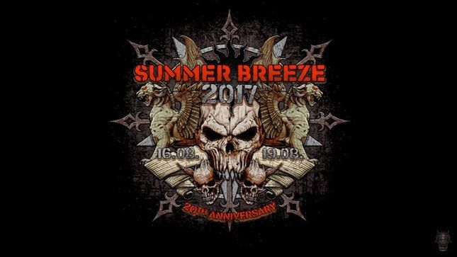 THE NEW BLACK, 1349, BATTLE BEAST, FALLUJAH And More Added To Summer Breeze 2017
