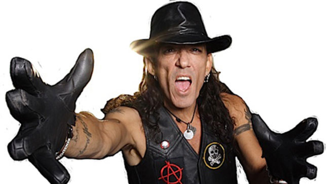 "STEPHEN PEARCY Talks New Solo Album - ""A Song Like 'Ten Miles Wide' Reminds Me Of My Guitar Player Channelling ROBBIN CROSBY"""