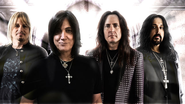 "HOUSE OF LORDS To Release Saint Of The Lost Souls Album In March; ""Oceans Divide"" Track Streaming"