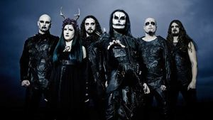 "CRADLE OF FILTH Check In from The Studio - ""The Album Is Sounding Sick..."""