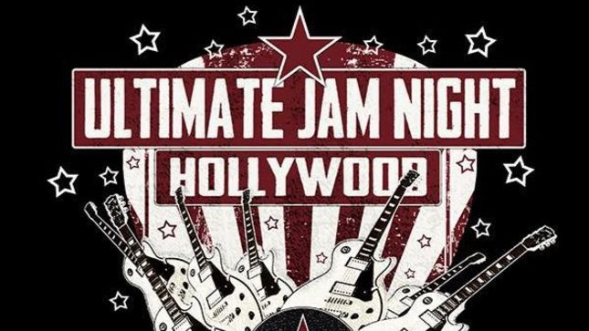 "Ultimate Jam Night To Present ""Metal Has No Color"" Night With The Reunion Of SOUND BARRIER, DUG PINNICK, And CORY GLOVER Next Tuesday"