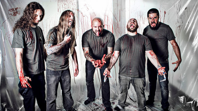 "BENIGHTED To Release Necrobreed Album In February; ""Reptilian"" Music Video Posted"