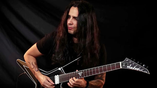 FIREWIND / OZZY OSBOURNE Guitarist GUS G. Featured On New Episode Of The Right To Rock Podcast (Audio)