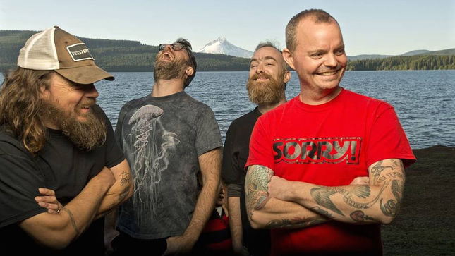 RED FANG Announce North American Winter Tour Dates