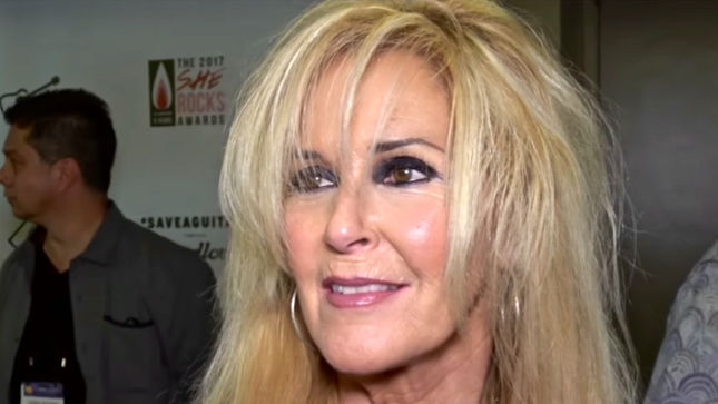 """LITA FORD On Upcoming New Album - """"I'm Gonna Really Let The Guitar Flow On This One""""; Video"""