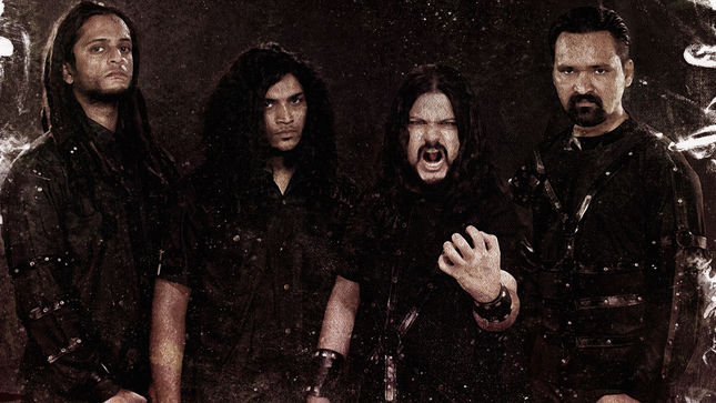 "DEMONIC RESURRECTION Debut Lyric Video For ""Matsya - The Fish"""