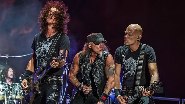 """ACCEPT Hit The Charts With Restless And Live Release Including #1 Spots In Germany And Sweden; """"Shadow Soldiers"""" Video Posted"""