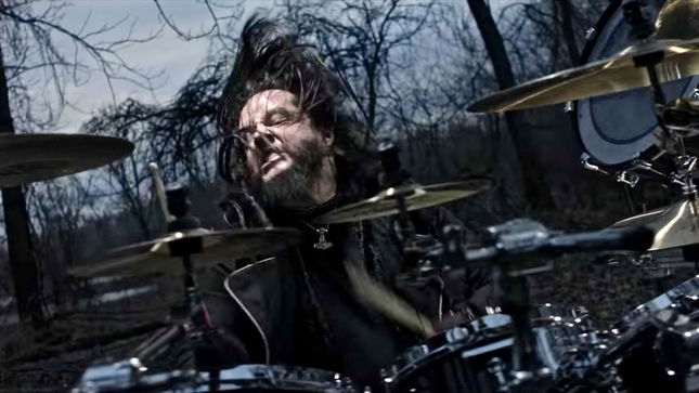 c1df6f3d0bb3 Former SLIPKNOT Drummer JOEY JORDISON Looks Back On Working With SATYRICON  -