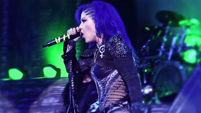 "ARCH ENEMY Release Video And Single For ""War Eternal"" (Live At Wacken 2016)"