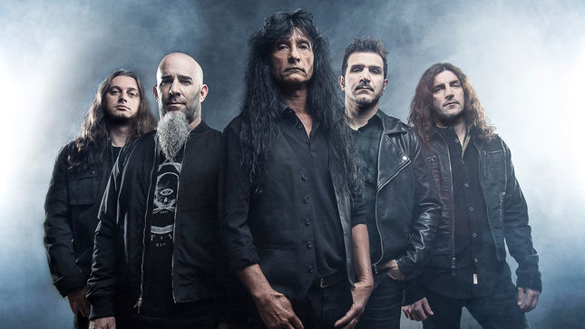 "ANTHRAX Streaming New Song ""Vice Of The People"" From Upcoming For All Kings Limited 7"" Box Set"