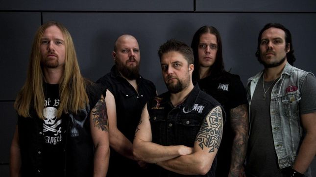 THE CROWN – Highlights From New Demo Track Recordings Posted