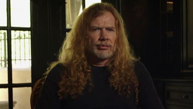 MEGADETH Frontman DAVE MUSTAINE Talks Video Game Addiction ...