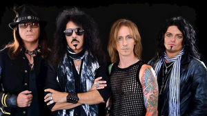 "QUIET RIOT Streaming ""The Seeker"" From Upcoming Road Rage Album"