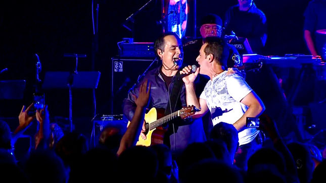 THE NEAL MORSE BAND - Morsefest 2015 Blu-Ray / DVD+CD Concert Release Due In March; Pre-Order Launched