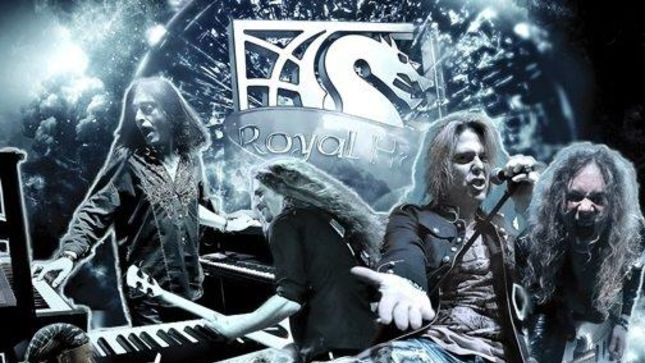 ROYAL HUNT Announce 2016 DVD / Double CD Release
