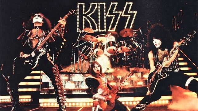 KISS Concert Document Reveals How Much Band Made For Single Show In 1977; Three Sides Of The Coin Podcast Streaming