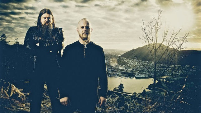 ENSLAVED, WARDRUNA Members To Premier Collaborative Musical Piece HugsjГЎ At Bergen International Festival