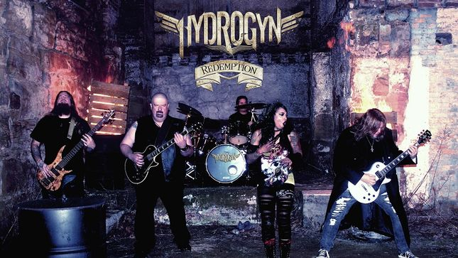 "HYDROGYN Release ""My Redemption"" Video"